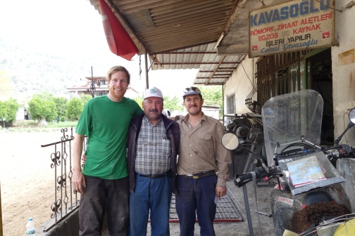 'Problem you' for these Turkish welders