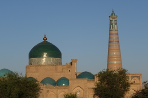 Khivan mosque