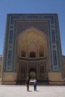 Bukharan medrassa