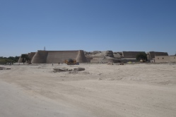 Redevelopment around the ancient Ark