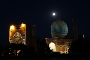 Samarkand mausoleum