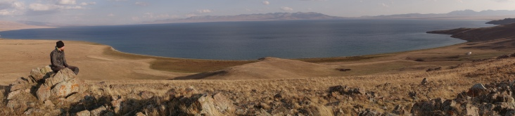 Lake Song Kul