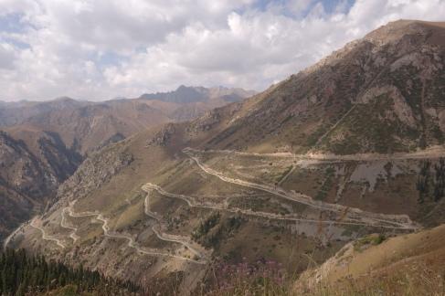 Incredible roads