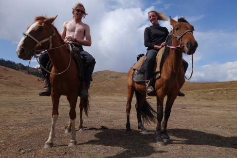 Ride like Putin