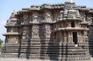 Amazing Hoysaleswara Temple