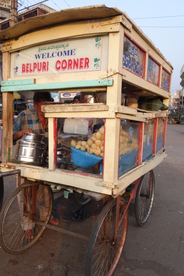 Puri stands are found wheeling around all over India