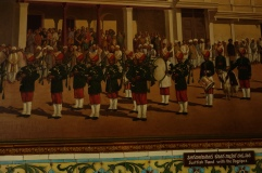 The day the pipe band came to Mysore