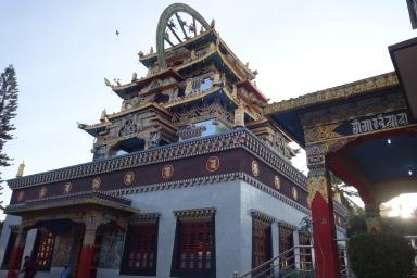 Monastery hall