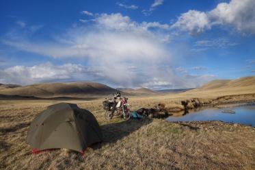 Abundance of great campsites